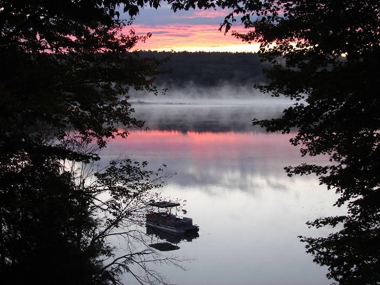 Silver Lake, Tilton, New Hampshire